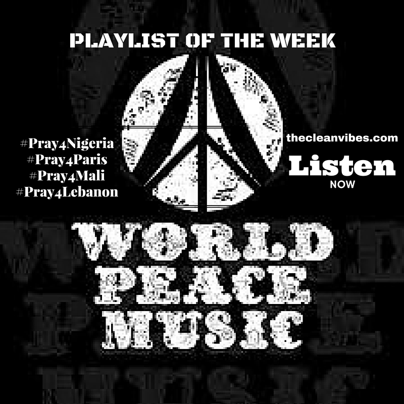 World Peace Music Chart