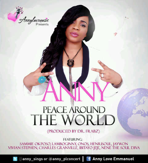 Video: Peace Around the World by Anny