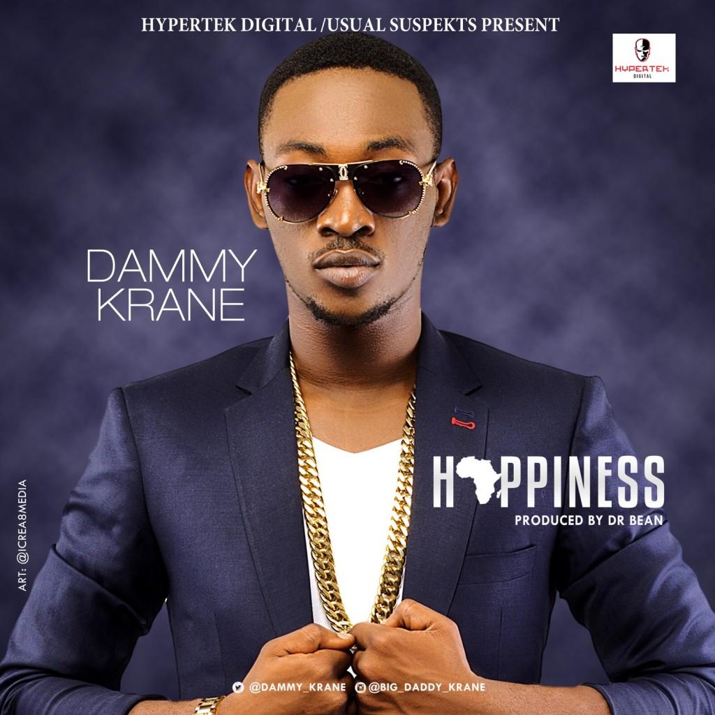 Happiness by Dammy Krane