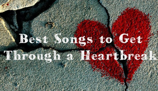 Love Songs that Will help you Overcome Heartbreak