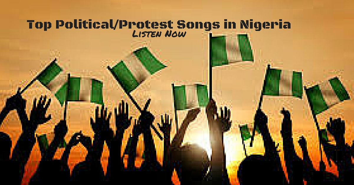 Political Songs that describes the situation in Nigeria - The Clean